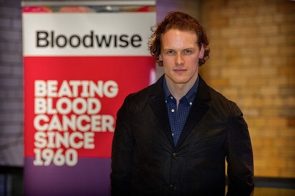 Sam Heughan Bloodwise