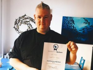Edinburgh restaurant wins Small Business Big Heart Award