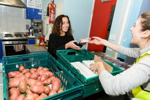FareShare delivery