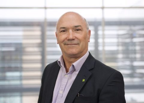 Oxfam Chief Executive Mark Goldring