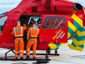 London's Air Ambulance & One Feeds Two win DBA Design Effectiveness Awards