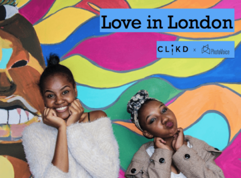 Love in London photography competition