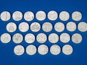 26 new quintessentially British 10p coin designs released