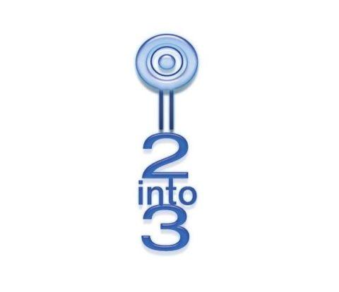 2into3 logo