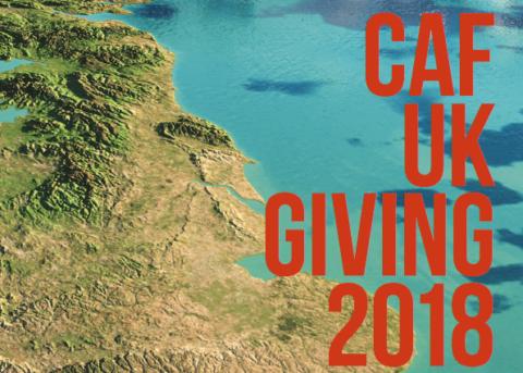 CAF UK Giving 2018