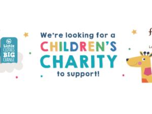 Frugi seeks children's charity partner for 2018-2020