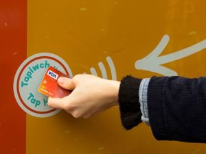 Contactless giving campaign opens to help homeless people in Cardiff