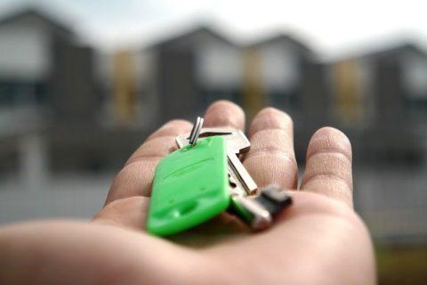 Key to new home - photo: Pixabay