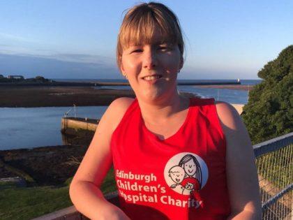 Town of 3,500 raises almost £6,000 for Edinburgh Children's Hospital Charity