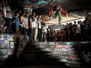 Mayor of London announces funding for South Bank's skate space
