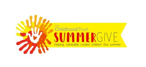 The Summer Give 2018 logo