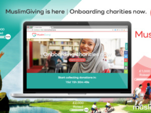 Dedicated online giving platform for Muslim charities launches