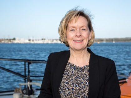 Leesa Harwood announces departure from RNLI
