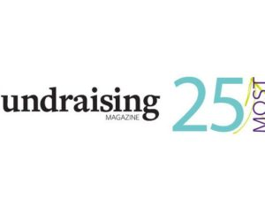 Most Influential in fundraising survey returns