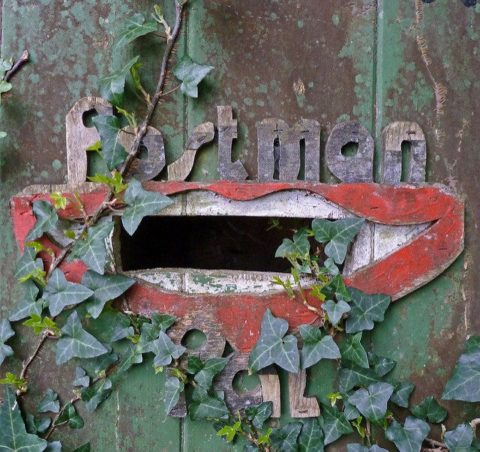 Postman Pat letterbox by Atoach on Flickr.com