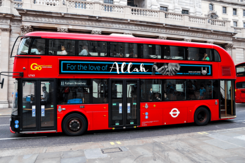 islamic relief ramadan bus