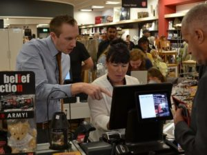 Salvation Army Trading Company partners with Intercity Technology to improve store experience