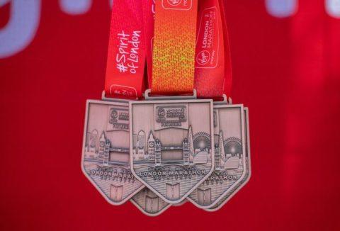 London_marathon_medals