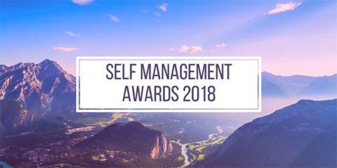 Self management awards 2018