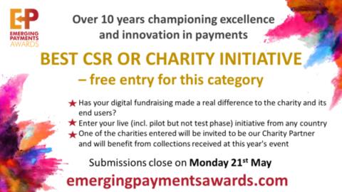 Emerging Payments Award