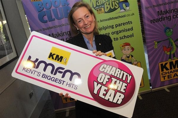 KM Group Charity of the Year