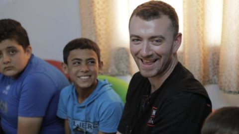 Sam Smith & War Child