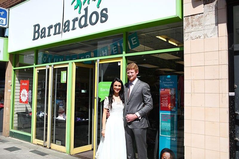 Barnardo's Royal Wedding lookalikes