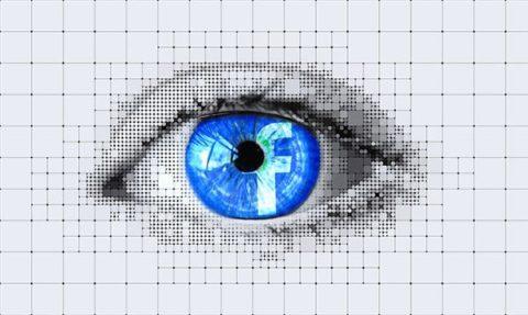 Facebook eyeball - Pixabay