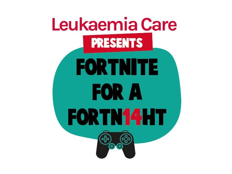 Fortnite for a Fortn14ht for Leukaemia Care