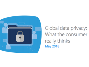 Global study shows majority of people unconcerned about sharing data