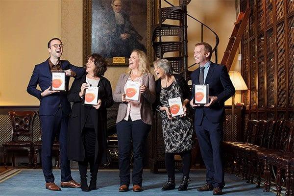 GSK Ireland IMPACT Awards winners 2017