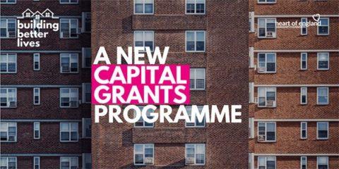 Heart of England grants programme