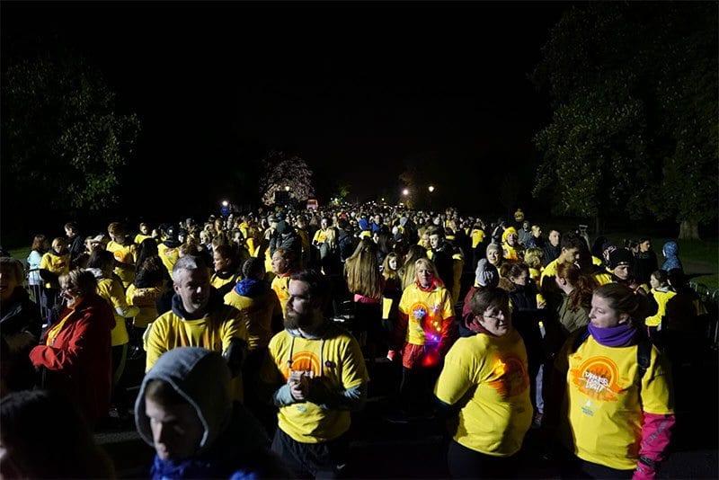 Pieta House's Darkness into Light fundraising walk