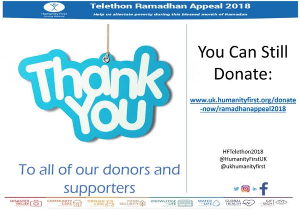 Ramadan telethon
