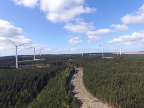 Brechfa Wind Farm
