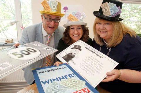 Hudderfield Monopoly