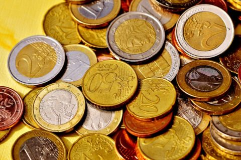Euro coins - photo: Pixabay.com