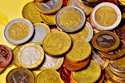 Euro coins - photo: Pixabay.com
