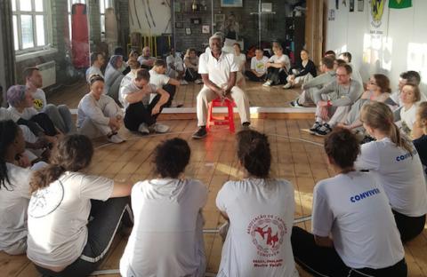 Capoeira Conviver