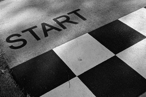Start grid - photo: Pixabay