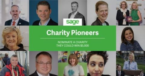 Sage Foundation Charity Pioneers