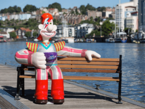The Grand Appeal's 2018 Gromit trail goes contactless