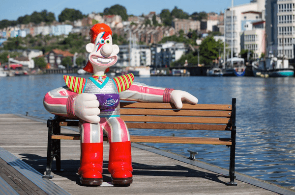 Wallace in Gromit Unleashed 2