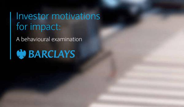 Barclays Investor Report