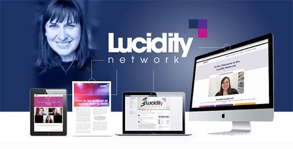 Lucidity Network logo