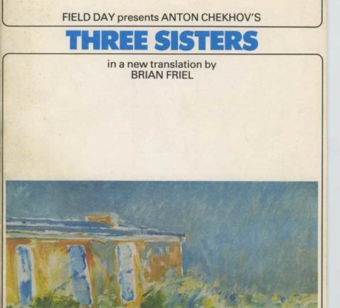 Three Sisters programme cover (detail)