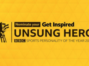 Nominations open for BBC Get Inspired Unsung Hero Award