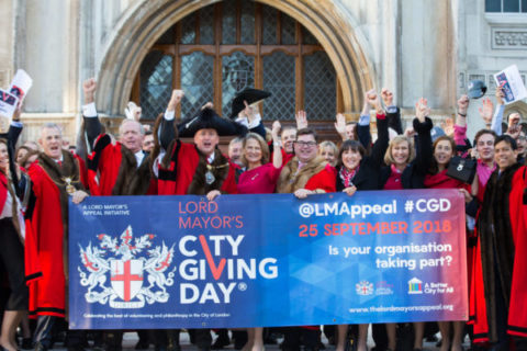 City Giving Day 2018