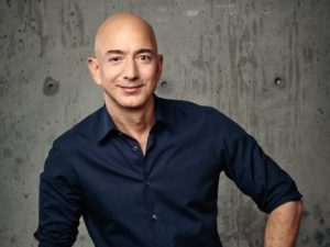 Amazon's Jeff Bezos announces $2bn philanthropic fund