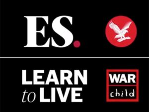 War Child campaign to receive support from two newspapers